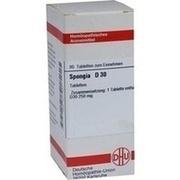 SPONGIA D 30 Tabletten
