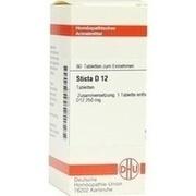 STICTA D 12 Tabletten