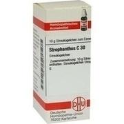 STROPHANTHUS C 30 Globuli