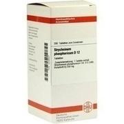 STRYCHNINUM PHOSPHORICUM D 12 Tabletten