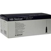 STERICAN Kanülen 23 Gx3 1/5 0,6x80 mm