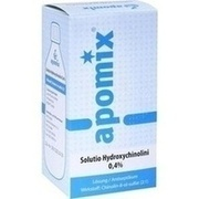 SOLUTIO HYDROXYCHIN. 0,4%