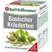 BAD HEILBRUNNER Basischer Kräutertee Filterbeut