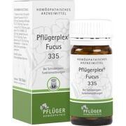 PFLÜGERPLEX Fucus 335 Tabletten