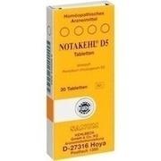 NOTAKEHL D 5 Tabletten