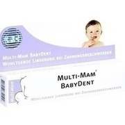 MULTI-MAM BabyDent Gel