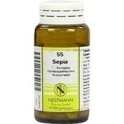 SEPIA F Komplex Nr.55 Tabletten