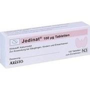 JODINAT 100 μg Tabletten
