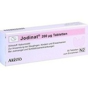 JODINAT 200 μg Tabletten