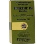 PINIKEHL Suppositorien D 4