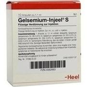GELSEMIUM INJEEL S Ampullen