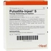 PULSATILLA INJEEL S Ampullen