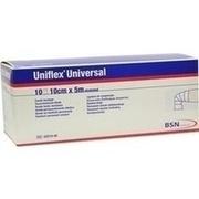 UNIFLEX Universal Binden 10 cmx5 m Zellglas weiß