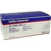 UNIFLEX Universal Binden 12 cmx5 m Zellglas weiß