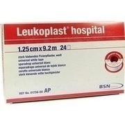 LEUKOPLAST Hospital 1,25 cmx9,2 m