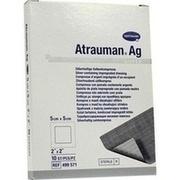 ATRAUMAN Ag 5x5 cm steril Kompressen