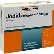 JODID-ratiopharm 100 \m63g Tabletten