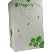 MEPORE Pro steril Pflaster 9x15 cm