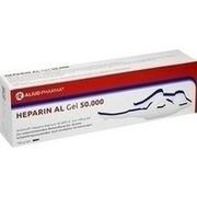 HEPARIN AL Gel 50.000