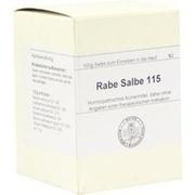 RABE SALBE 115 Flechten