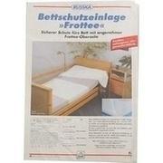 BETTSCHUTZEINLAGE Frottee 75x100 cm