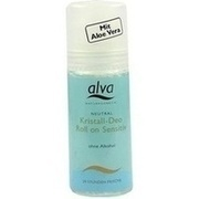 KRISTALL DEO Roll-on sensitiv alva