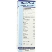 MEDI-TEST Combi 10 SGL Teststreifen