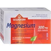 GESUNDFORM Magnesium 300 Filmtabletten