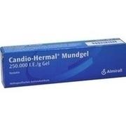 CANDIO HERMAL Mundgel