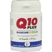 Q10 30 mg plus Magnesium Vit.E Selen Kapseln