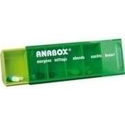ANABOX Tagesbox hellgrün