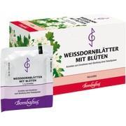 WEISSDORNBLÄTTER m.Blüten Filterbeutel