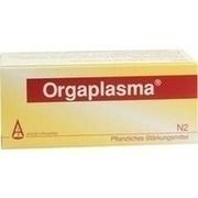 ORGAPLASMA überzogene Tabletten