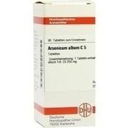 ARSENICUM ALBUM C 5 Tabletten