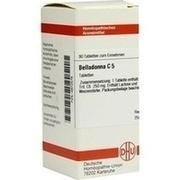 BELLADONNA C 5 Tabletten