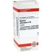 NATRIUM CHLORATUM C 30 Tabletten