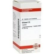 SILICEA C 5 Tabletten