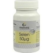 SELEN 50 μg Tabletten