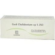 JSO Gw 8 Chelidonium cp S Globuli