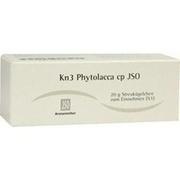 JSO Kn 3 Phytolacca cp Globuli