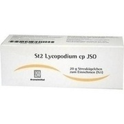 JSO St 2 Lycopodium cp Globuli