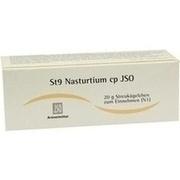 JSO St 9 Nasturtium cp Globuli