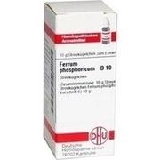 FERRUM PHOSPHORICUM C 10 Globuli