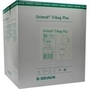 URIMED Tribag Plus Urin Beinbtl.800ml 20cm ster.
