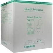 URIMED Tribag Plus Urin Beinbtl.800ml 40cm ster.