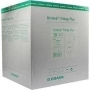 URIMED Tribag Plus Urin Beinbtl.800ml 60cm unst.