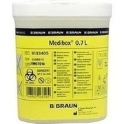 MEDIBOX Entsorgungsbehälter 0,7 l