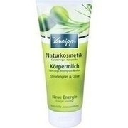 KNEIPP KÖRPERMILCH Zitronengras & Olive