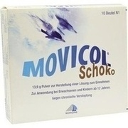 MOVICOL Schoko Plv.z.Her.e.Lsg.z.Einnehmen