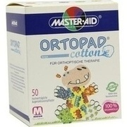 ORTOPAD cotton boys medium Augenokklusionspflaster